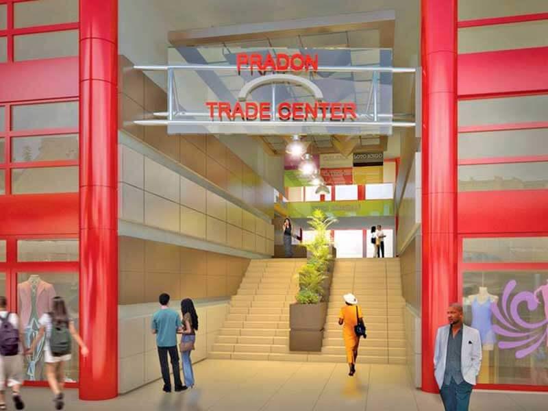 sup pradon trade center 3