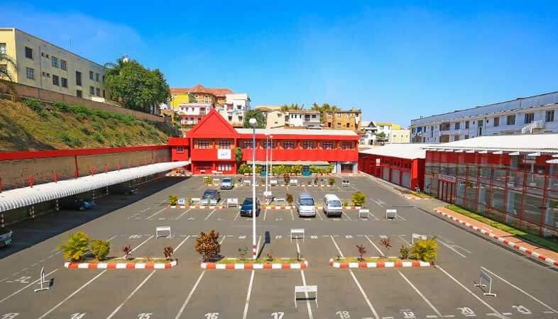 sup pradon trade center 5
