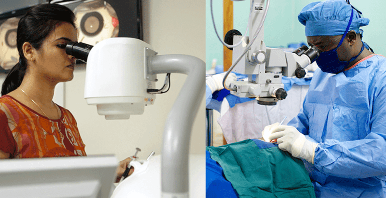Help Me See simulateur cataracte