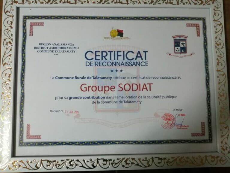 Fondation Sodiat AFF